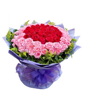 Perfect Valentine - Send flower to China