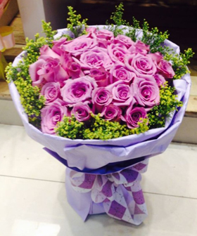 Purple Love - China flowers