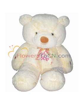 Teddy bears - Gifts to China
