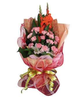 Mother's Day flower: - flowers to China