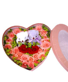 Sweetheart - Gift box to China