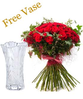 Vase Arrangement - Send flowers to China
