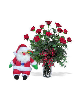 Christmas gift - Send flowers to China