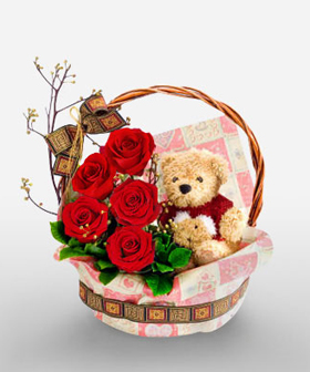 Happy Greetings - Send flowers to China