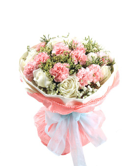 Happy Expression :China flowers delivery
