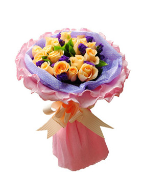 Passion Moment - Send flower to China