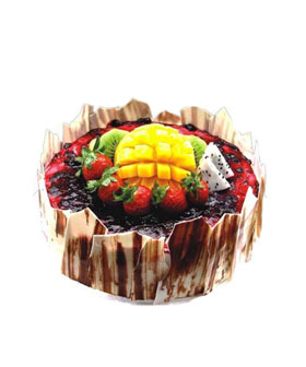 Chocolate Fruit - Send cakes to china
