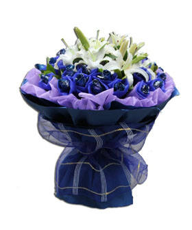 Blue Around - Flowers delivery
