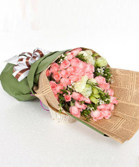 Romantic Time - Flowers to China
