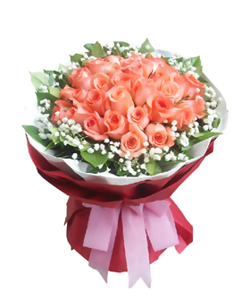 Initially Happiness - China flower delivery