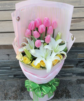 Tulips - Send flower China