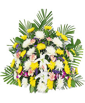 Funeral Flowers to China